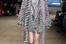 Missoni Women's Winter 2016 / A collection of the best photos on the Missoni Women's Winter 2016 Fashion Show / by Missoni