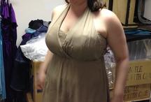 Little borrowed dresses