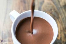 Café, Chocolate quente