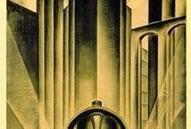 Art-Decó / Art-Decó Architecture Design & Inspiration