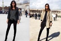 Style icons / Emmanuelle Alt, etc. / by Kendra Hoeft