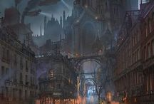 Steampunk [Background - Miscellaneous]