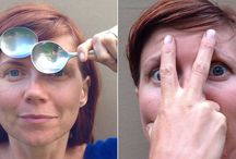 In The News: Face Yoga Method / Who's talking about the new Face Yoga Method craze and what they're saying.