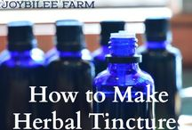 Make your herbal tincture