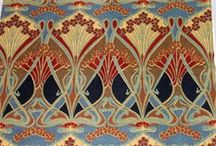 Interesting fabrics and their use! / Fabrics that have caught my eye, with some images showing how they've been used. I do love William Morris in particular!