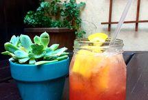 Beer Garden Drinking