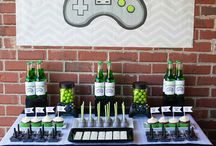 Video Game Party Ideas / video game party ideas