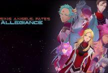 Rising Angels: Fates Allegiance