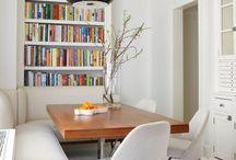 poltrona e cadeiras para sala