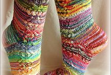 Knitted socks / by karen day lavergne