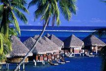 Tahiti, please.