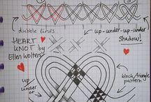 Art Zentangle H / by Sharon Salu