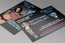 Post Card Designs / by Nerdy Designs