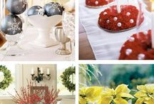 Proposals to create Christmas centerpieces