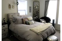 Bedroom Ideas!  / by Kyra Bouttell