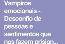 VAMPIRISMO PESSOAIS