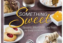 Something Sweet - recipes, features and more! / Find out more about my cookbook here: http://amzn.to/1OY1jul