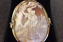 antique cameo