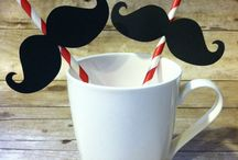 Mustache Bash / Party Decor inspired by the 'stache!