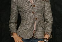 tweed-english country-equestrian