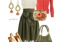 COTD Style Challenge: Coral And Moss