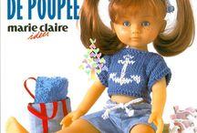 catalogue poupée