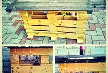 Pallet Wood Work