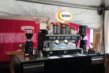 Bristot Espressomachines / Bristot label Espressomachines