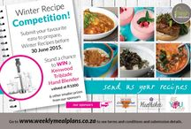 Recipe Competition