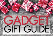 Holiday gift guide -gadgets / HOSS Magazine has some great gift ideas for everyone on your list. This list is for the technology lover on your list