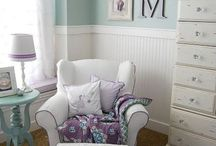 Baby Girl Nursery / by Megan Luster