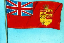 Canadian Flags, Emblems & Shields