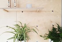 wall deco plywood