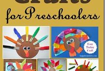 Preschool Theme: Thanksgiving / by Heather Emily Ruth Chappell