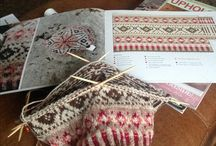 fairisle knitting