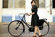 Dress & Bike