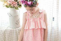 Flower Girl Essential / Flower Girl dresses and Accessories