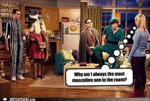 Big Bang Theory / My new favorite show!!!