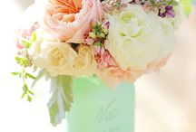 beautiful bouquets. ....love