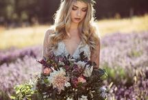 Flowers and bouquets / Wedding flowers and bouquets