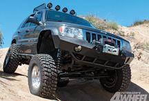 jeeps / by doug douglas