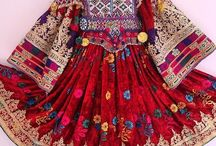 Kuchi Afghanistan dresses