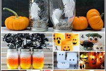 Halloween Crafts/Decorations