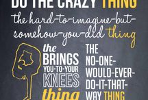 Inspiration + True Things
