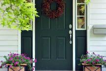 H O M E | doors