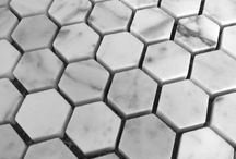 On Sale Marble Mosaic Tiles / On Sale Marble Mosaic Tiles from http://AllMarbleTiles.com  Marble Hexagon Mosaic, Marble Basket Weave Mosaic Tiles, Penny Round Tiles and More.