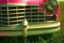 Vintage cars and campers / by Jennifer Nannery