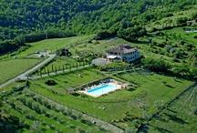 Your holiday in Tuscany: RELAIS Poggio del Melograno