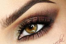 Smockey eyes