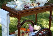 Pretty Luncheon or Tea